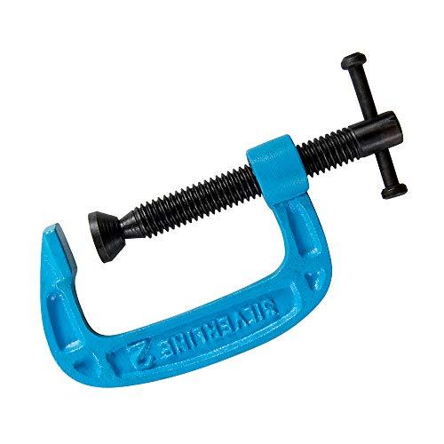 Silverline Tools 277960–50mm morsetto a g, blu