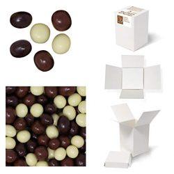 Scorzette d'arancia italiana ricoperte di cioccolato fondente (2 Confezioni)