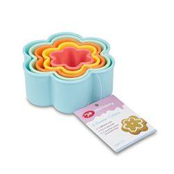 Tala – Stampini per Biscotti a Forma di Fiore, Colore: Multicolore 2
