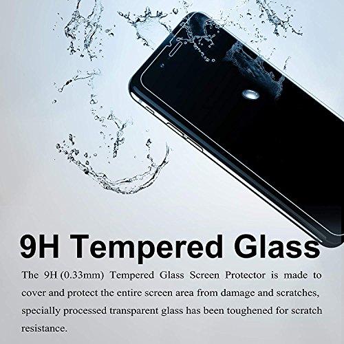 Ramcox Galaxy A10 Vetro Temperato, 9H Antiurto Pellicola Protettiva in Vetro Temperato per Samsung Galaxy A10, Alta Trasparenza, Alta Definizione, 1 Pezzi 4