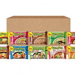 Yum Yum Nood. Mixcart Ct – Pacco da 60/70 g – (pack of 30)