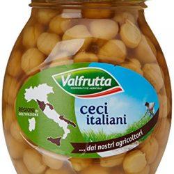 Valfrutta – Ceci, Senza Glutine – 2 confezioni da 3 pezzi da 400 g [6 pezzi, 2400 g]