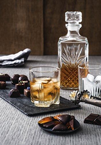 Bormioli Rocco Servizio 7 Pezzi Whisky Vetro Selecta Arredo tavola 4
