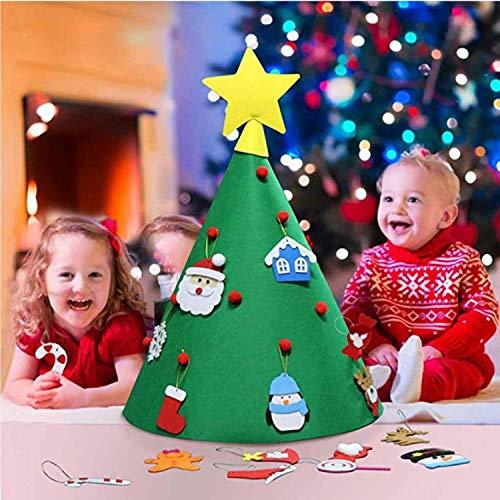 Albero di Natale gonna Xmas decorazione albero tappetino base di Santa Snowman modello Red Christmas Holiday party Decor 2
