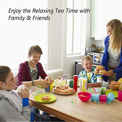 Luxear Set di Utensili da Cucina Regalo per la Famiglia