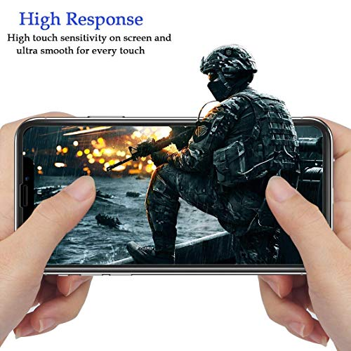 iPhone 7 Plus/iPhone 8 Plus Vetro Temperato, SONWO Pellicola Protettiva per Apple iPhone 7 Plus/iPhone 8 Plus Vetro Temperato, Anti graffio, Senza Bolle, Alta Definizione, Facile da Pulire, 2 Pezzi 7