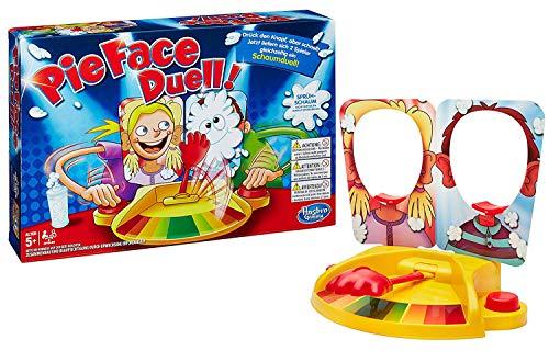 Hasbro Giochi C0193100–Pie Face duello Gioco, Party