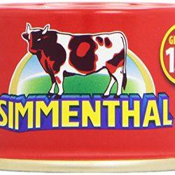 Simmenthal – Piatto Pronto di Carni Bovine in Gelatina Vegetale – 4 confezioni da 3 pezzi da 140 g [12 pezzi, 1680 g]