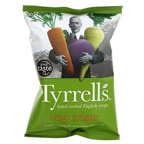 Tyrrells | Mixed Roots | 23 x 40g