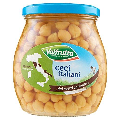 Valfrutta Ceci Italiani – 360 gr