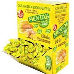 Leonsnella Caramelle senza Zuccheri Zen Allo Zenzero – 500 g