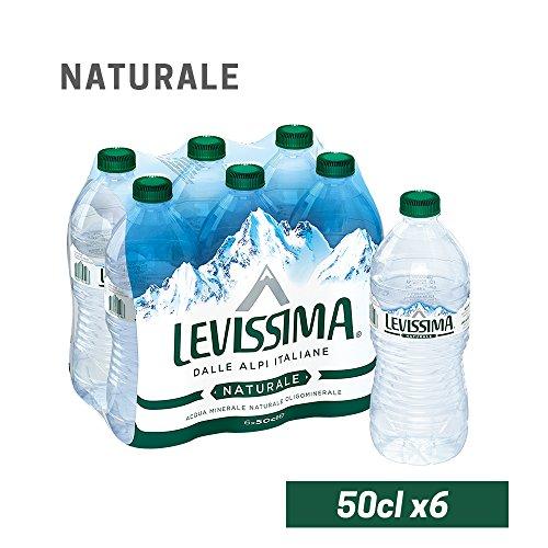 Rocchetta Acqua Naturale – Confezione da 6 Bottiglie x 500 ml