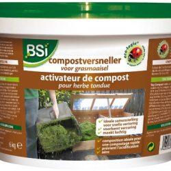 BSI 18260 – Attivatore di Compost per Erba tosata