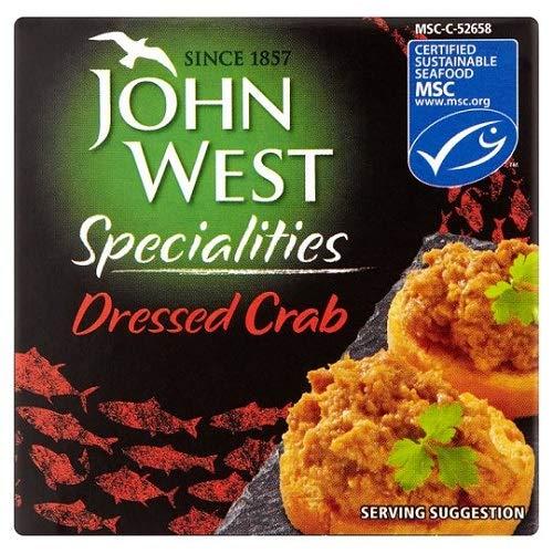 John West Ostriche Affumicate In Olio Di Girasole (85g) (Confezione da 6)