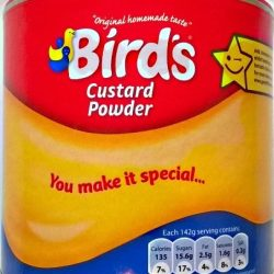 Uccelli Custard polvere – 2 x 300gm