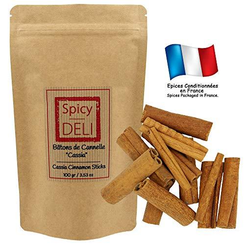 Biojoy Cannella di Ceylon in stecche BIO, circa 30 pezzi – Cinnamomum verum (150 gr)