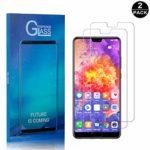 Bear Village® Huawei P20 Pro Vetro Temperato, Nessuna Bolla, 9H Durezza, 3D Touch Compatible Pellicola Protettiva in Vetro Temperato per Huawei P20 Pro, 2 Pezzi