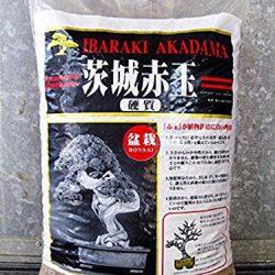 CERTRE Akadama Hard Quality Ibaraki Lt. 14 – Grano Fine-Medio (3-7 mm) Bonsai Piante (Japan) (Substrato Giapponese Neutro) 2