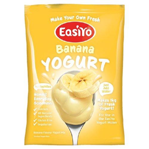 Easiyo Banane Mix Yogurt 230g 2