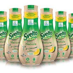 Svelto Gel Lavastoviglie Ecolabel con Limone, confezione risparmio, 216 Lavaggi 2