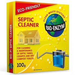 Bio-P1Septic Systems Sistema di pulizia a bioenzimi, per scarichi e serbatoi