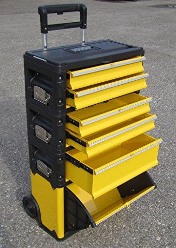 Carrello strumenti XXL Tipo 305BBCD -> ora con bloccaggio cassetto e serratura di AS-S 8