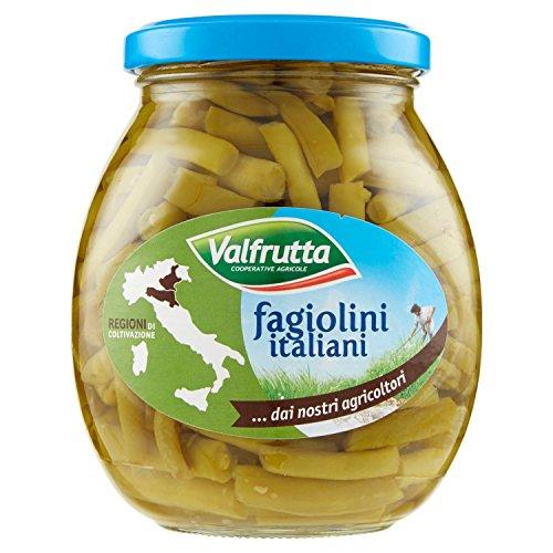 Valfrutta Fagioli Borlotti da Fresco – 3 x 400 gr  – Totale: 1,2 kg