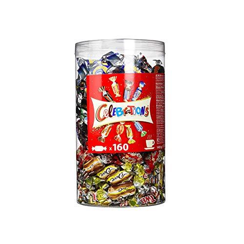 Confezione Piccola di Snack Americani | Cioccolato per Idea Regalo di Natale e Compleanno | Vasta Gamma tra cui Reeses Baby Ruth Butterfinger | 9 Pezzi in Confezione Vintage di Cartone