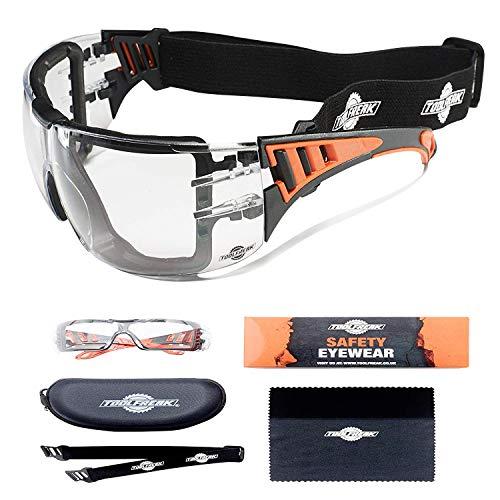 Occhiali di sicurezza ToolFreak per lavoro e sport