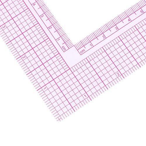 GSS Designs, set di 4 stencil per piastrelle, pittura, pavimenti, piastrelle, tessuti, mobili in legno, tagliati al laser, riutilizzabili (SL-018M)