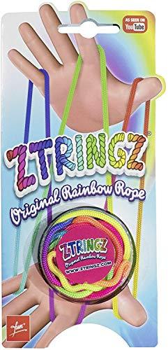 Grandi Giochi- Ztringz Original Rainbow Rope, 00244