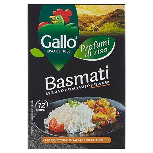 Riso Gallo Basmati – 500 gr