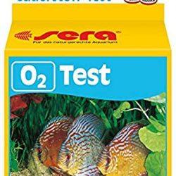 sera 04914O2di Test 15ML–Ossigeno per ca. 60Test Misura, affidabile e Proprio Il Tenore di O2in Acqua Dolce per Acquario o laghetto