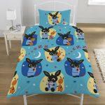 Bing Bunny Set Copripiumino, Policotone, Multi-Color
