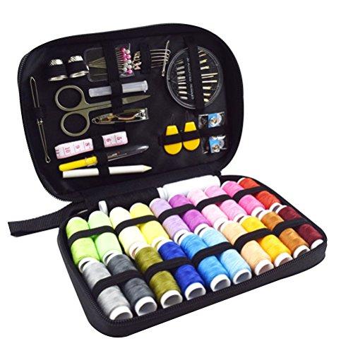 OUNONA Kit Cucito set da cucito con accessori, per macchine da cucire non professionali