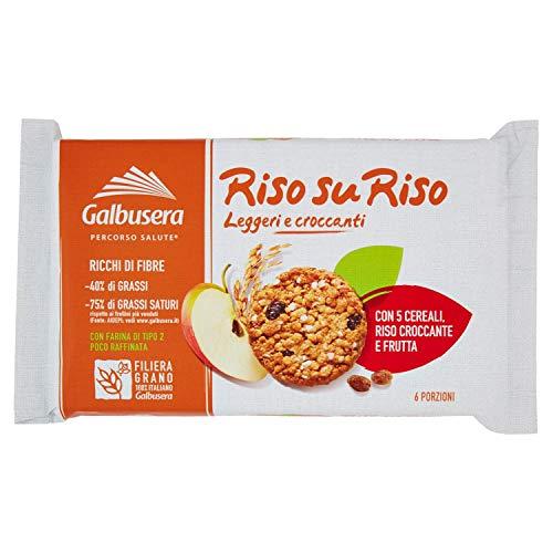 Misura Biscotti Muesli Cereali Frutta e Cioccolato – 230 gr