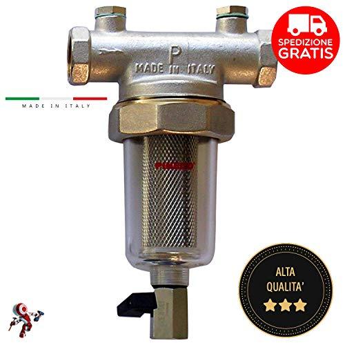 Filtro autopulente acqua potabile Pineco PIGI 1/2 3/4 filtro per acqua potabile
