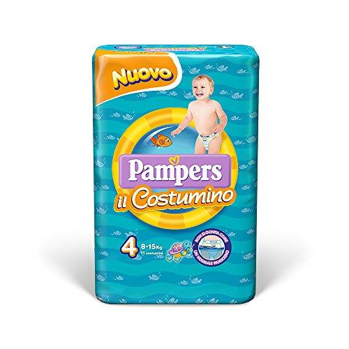 Pannolini bebè ipoallergenici 0%, taglia 1,  23 pannolini