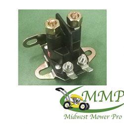 Starter Solenoide sostituisce MTD cub Cadet 725–04439, John Deere AM13806810772