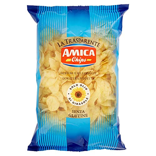 Amica Chips Patatine Classiche – 500 gr