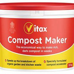 Vitax – Compost Maker, Acceleratore di compostaggio, 10 kg