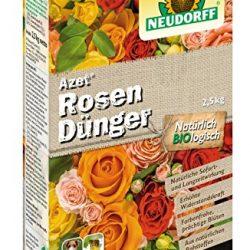 Neudorff Azet–Concime per Rose, 1kg (figura mostra confezione da 2,5kg)