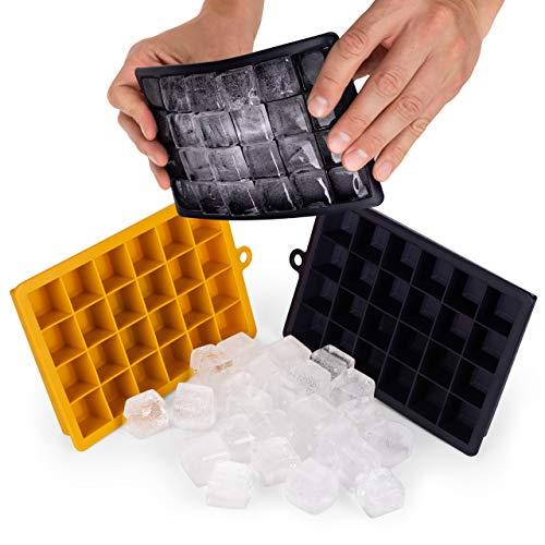 Blumtal 2 Stampi per Cubetti Ghiaccio – in Silicone, Vaschette da 16,5 x 11 x 2,6 cm 4