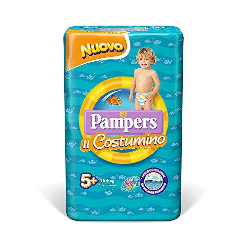 Libero Swimpants Pannolino Bimbo, Taglia M, 6 Pezzi – 10 ml