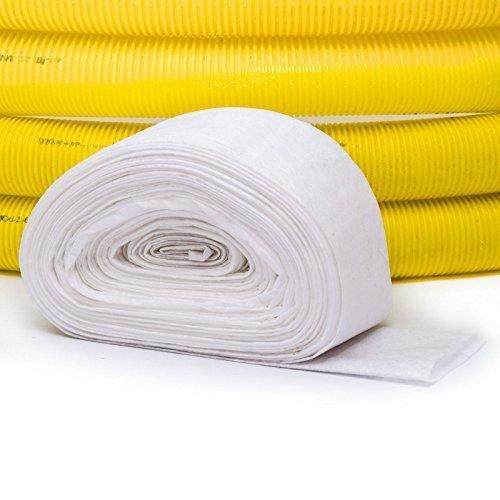 20 m DN100 tessuto di filtraggio Geotessile Erbacce Tubo filtrante