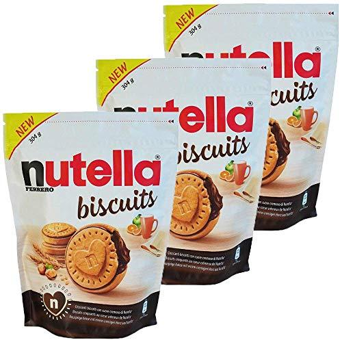 Mulino Bianco Biscotti Frollini Batticuori al Cacao, Perfetti per la Colazione – 350 g