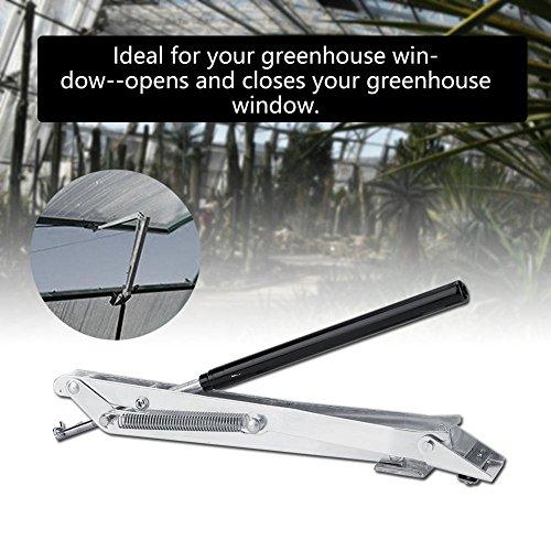 Zyyini Apriscatole Automatico, Termo Apri Automatico sensibile al Calore per Apertura per Veranda Aperta