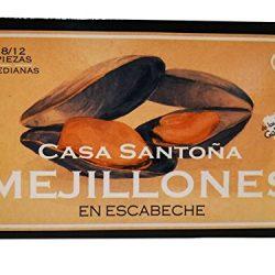 Mejillones En Escabeche Isabel Pack 3 x 43gr
