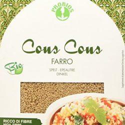 Probios Couscous Integrale di Farro – 500 g