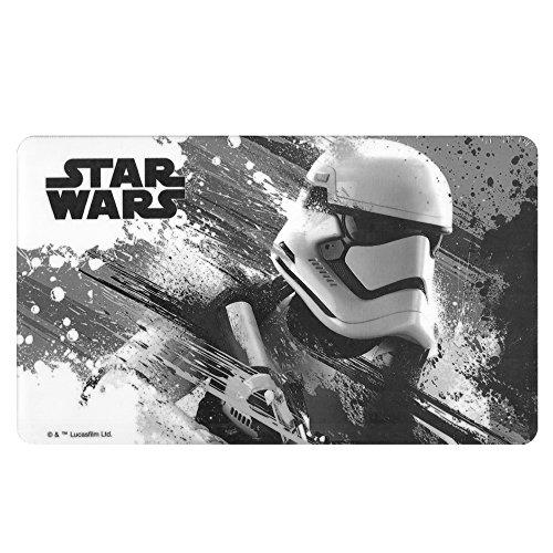 Star Wars 13364Tagliere: Episodio VII, Stormtrooper Brett, Melamina, Multicolore, 23x 14x 0.5cm